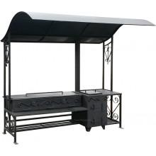 Кованый мангал модель 11